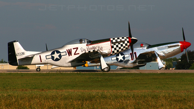 N351BD - North American P-51D Mustang - Private