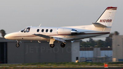 N101RR - Cessna 501 Citation - Private