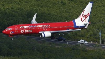 VH-VOF - Boeing 737-86Q - Virgin Blue Airlines