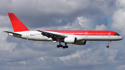 N522NA - Boeing 757-236 - Avianca