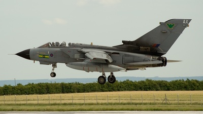 ZA551 - Panavia Tornado GR.4 - United Kingdom - Royal Air Force (RAF)