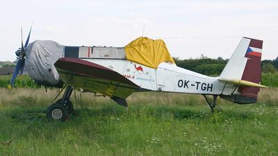 OK-TGH - PZL-Mielec M-18 Dromader - Beta Air