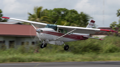 PZ-NAV - Cessna U206F Stationair 6 - Mission Aviation Fellowship (MAF)