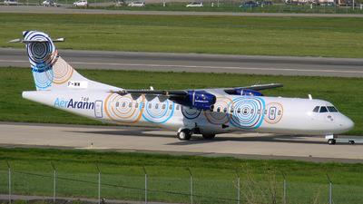 F-WWEI - ATR 72-212A(500) - Aer Arann