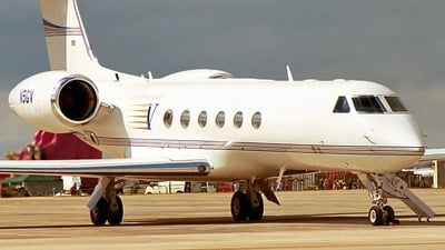 N5GV - Gulfstream G-V - Private