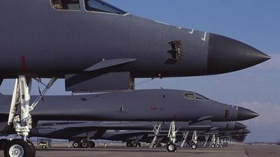 83-0071 - Rockwell B-1B Lancer - United States - US Air Force (USAF)