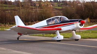 A picture of GREES - Jodel D140C Mousquetaire III - [156] - © BRIAN NICHOLAS