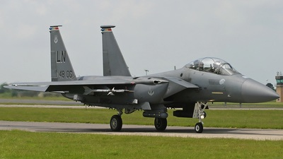 91-0313 - McDonnell Douglas F-15E Strike Eagle - United States - US Air Force (USAF)
