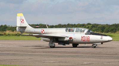 G-ISKA - PZL-Mielec TS-11 Iskra - Private