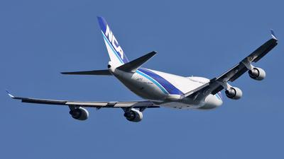 JA07KZ - Boeing 747-4KZF(SCD) - Nippon Cargo Airlines (NCA)