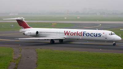 TC-AKL - McDonnell Douglas MD-83 - World Focus Airlines