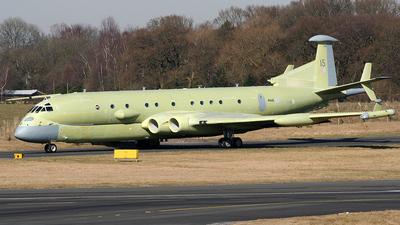 ZJ515 - British Aerospace Nimrod MRA.4 - United Kingdom - Royal Air Force (RAF)