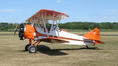 NC455N - Curtiss-Wright Travel Air 4000 - Private