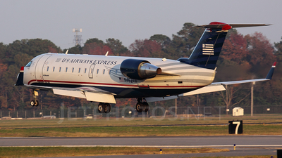 N462AW - Bombardier CRJ-200ER - US Airways Express (Air Wisconsin)