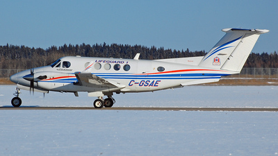 A picture of CGSAE - Beech B200 Super King Air - [BB1748] - © Matt Willems