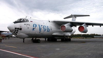 RA-76790 - Ilyushin IL-76 - Unknown