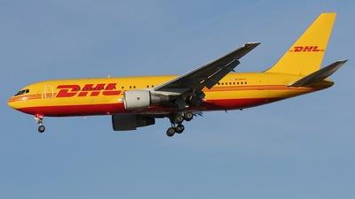 N709AX - Boeing 767-231(PC) - DHL (ABX Air)