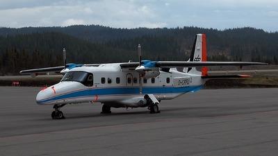 D-CFFU - Dornier Do-228-212 - Germany - DLR Flugbetriebe
