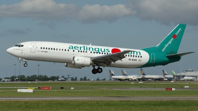 EI-BXK - Boeing 737-448 - Aer Lingus