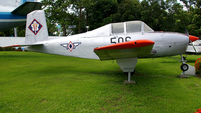 59-07106 - Beechcraft T-34A Mentor - Philippines - Air Force