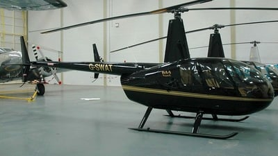G-SWAT - Robinson R44 Raven II - Private