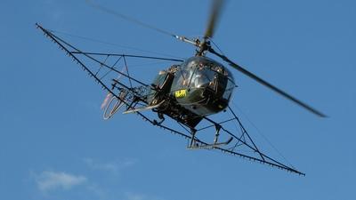 HA-PPI - Aérospatiale SA 318C Alouette II - Private