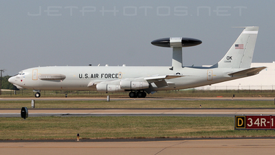 83-0008 - Boeing E-3C Sentry - United States - US Air Force (USAF)