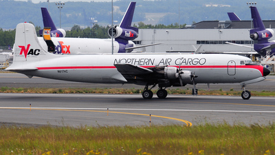 N6174C - Douglas DC-6A Liftmaster - Northern Air Cargo (NAC)