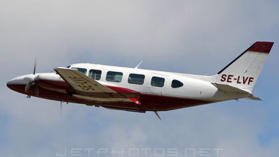 A picture of SELVF - Piper PA31350 Navajo Chieftain - [317405418] - © Pål Christensen