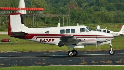 N43EF - Beechcraft L-23F Seminole - Private