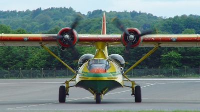 C-FNJF - Canadian Vickers PBY-5A Canso - Private