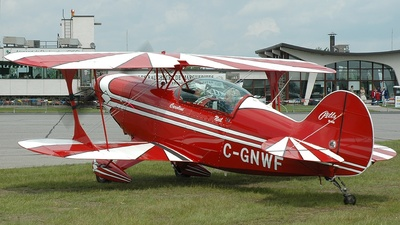 C-GNWF - Pitts S-2B Special - Private