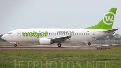 PR-WJA - Boeing 737-322 - WebJet Linhas Aéreas