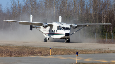 N731E - Short SC-7 Skyvan 3-100 - Alaska Air Taxi