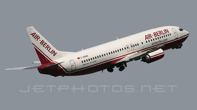 D-ABAM - Boeing 737-46J - Air Berlin