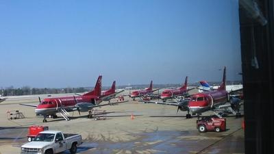 KMEM - Airport - Ramp