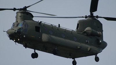 ZA710 - Boeing Chinook HC.2 - United Kingdom - Royal Air Force (RAF)