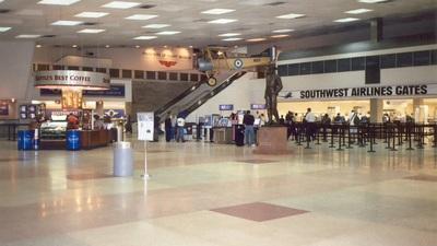 KDAL - Airport - Terminal