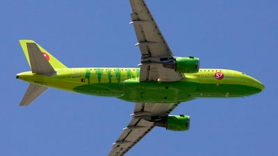 VP-BTS - Airbus A319-114 - S7 Airlines