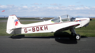G-BDKH - Piel CP301A Emeraude - Private