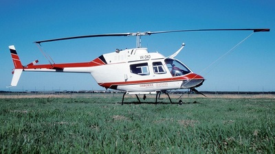 VH-OKO - Bell OH-58A Kiowa - Osborne Aviation Services
