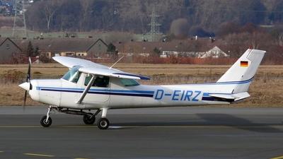 D-EIRZ - Reims-Cessna F152 - LGW Luftfahrtgesellschaft Walter