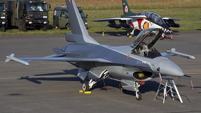 FA-131 - General Dynamics F-16AM Fighting Falcon - Belgium - Air Force