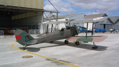 LN928 - De Havilland DH-82A Tiger Moth - Portugal - Air Force