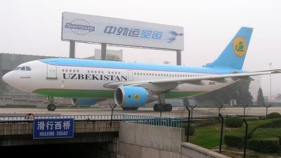 UK31001 - Airbus A310-324 - Uzbekistan Airways