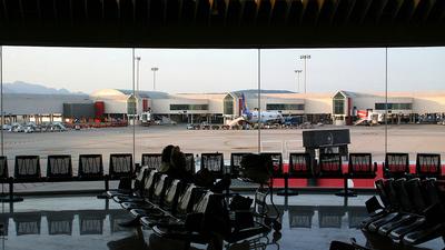 LEPA - Airport - Terminal