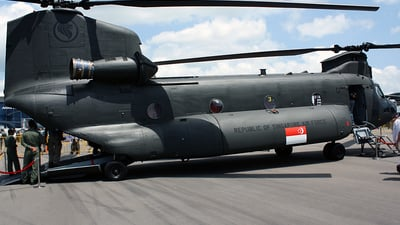 88193 - Boeing CH-47SD Chinook - Singapore - Air Force