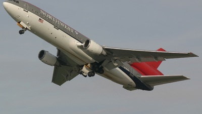 N238NW - McDonnell Douglas DC-10-30(ER) - Northwest Airlines