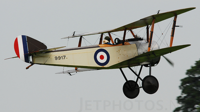 G-EBKY - Sopwith Pup - Private