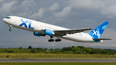 G-VKNH - Boeing 767-3Y0(ER) - XL Airways